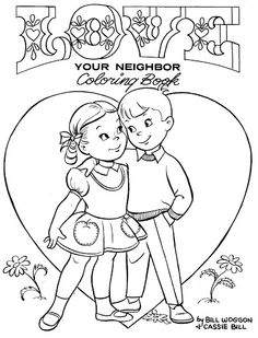 Image Result For Love Your Neighbor Veggie Tales Coloring Pages