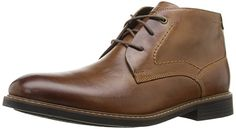 Rockport Men's Classic Break Chukka Boot, Dark Brown Leather, 10.5 M (D)