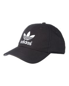 Or just a plain black cap
