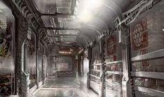 deadspace concept art
