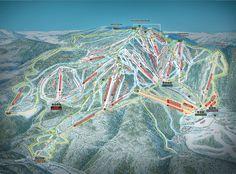 Cant wait for this ski trip. Killington, Vermont