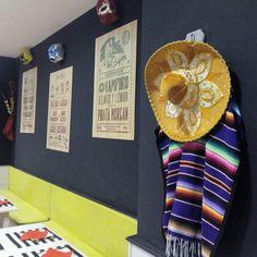 La Quebradora es un restaurante taqueria informal y acogedor situado en la calle Princesa 3 #zaragoza