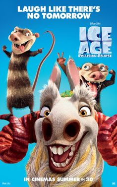 Ice Age: Collision Course (2016) - I wanna watch it!