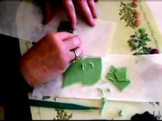 ▶ How to make a Faux Jade Polymer Clay Face Pendant - Polymer Clay Jewelry Making - YouTube