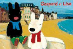 Gaspard et Lisa麗莎與卡斯柏(374×249)