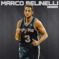 Spurs Marco Belinelli
