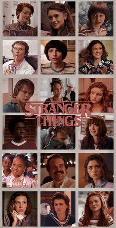 Stranger Things Tumblr, Stranger Things Characters, Stranger Things Kids, Bobby Brown Stranger Things, Stranger Things Have Happened, Stranger Things Aesthetic, Stranger Things Netflix, Millie Bobby Brown, Königskobra Tattoo