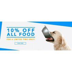 10% OFF Sale on All Food @ Pet Post - Bargain Bro