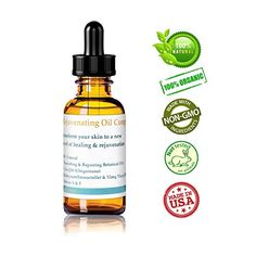 100 Natural  Organic Rejuvenating Serum for Glowing Skin Pure Argan  Jojoba Retinol  CoQ10 for advanced treatment  antiaging skincare Helps sun spots  damage Total strength moisturizer with Vit A  Rosehip seed oil for mature facial care * Be sure to check out this awesome product.