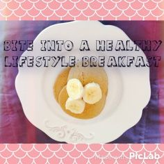 Bite into a healthy lifestyle: Breakfast Protein Pancakes YUM! Oats, cottage cheese, eggs, and spices. Gluten-Free, Sugar-Free and Delicious!