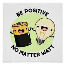 Be Positive No Matter Watt Cute Encouraging Science Pun features cute battery and bulb encouraging you to be positive no matter what. Cute Pun gift for family and friends who love science puns. Funny Food Puns, Punny Puns, Kid Puns, Funny Doodles, Cute Doodles, Cute Quotes, Funny Quotes, Funny Memes, Cheesy Puns