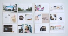 September 2013 PL pages by PaperInBloom at @Studio_Calico