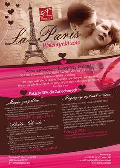 leaflet - valentine's day