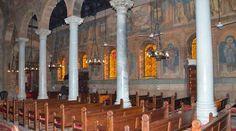 Catedral Copta de San Marcos en el Cairo (Egipto) restaurada / Foto: Facebook Ejército egipcio