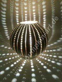 Lampe+Belly+white+Tischlampe+Kürbislampe++von+Atelier+Pumpkin-Art+auf+DaWanda.com