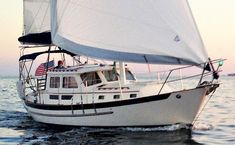 1995 Pacific Seacraft Pilothouse 32 Cruiser for sale - YachtWorld Sailing Yachts For Sale, Yacht For Sale, Sailing Boat, Sailboats For Sale, Small Sailboats, Sailing Basics, Pilothouse Boat, Barges For Sale, Trawler Yacht