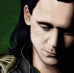 Loki by BlackKiba.deviantart.com on @deviantART