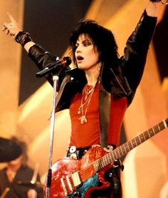 Joan Jett = Awesome!