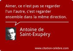 Citation Aimer, Ense