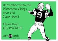 LMAO! I'm not a packers fan but that's funny stuff!