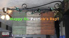 Banner for Flanagan's Irish Pub - Happy St Patrick's Day!