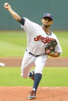 Danny Salazar, Cleveland Indians