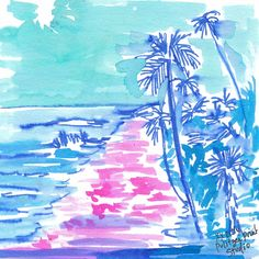 Which beach is your favorite spot to #SummerInLilly?
