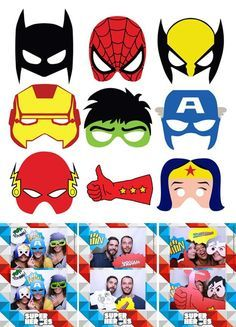 spiderman mask template Last-Minute Halloween Quickie: Free Printable Masks . Printable Halloween Masks, Printable Masks, Printable Party, Avenger Party, Avengers Birthday, Superhero Birthday Party, Superhero Party Bags, Superhero Canvas, Superman Birthday