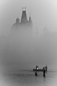 Foggy II fait du brouillard