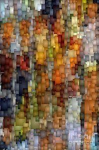 Digital Art - Fallen Leaves by Rafael Salazar