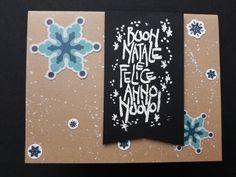 Scrapbooking Christmas card Card natalizia scrapbooking iglietto auguri natale