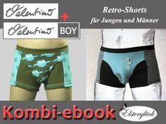 Weiteres - Kombi-eBook VALENTINO Schnittmuster Unterhose - ein Designerstück von Elsterglueck bei DaWanda