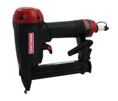 Craftsman Magnesium 20 Gauge Wide Crown Stapler - Tools - Air Compressors & Air Tools - Staplers