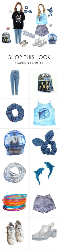 """let's go home and listen to that new BSB album!"" by breakfastinohio ❤ liked on Polyvore featuring Dorothy Perkins, Marina Fini, GLITTER JELLY and adidas"