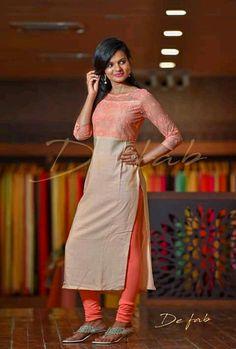 Dress indian pattern sewing for 2019 Salwar Neck Designs, Churidar Designs, Kurta Neck Design, Sari Blouse Designs, Fancy Blouse Designs, Kurta Designs Women, Dress Neck Designs, Indian Designer Outfits, Designer Dresses