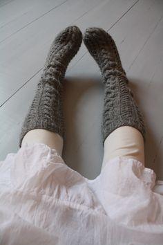 Braid socks