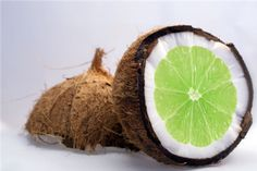 Put the lime in the coconut :)