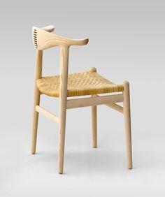 Stuhl PP 505 Cowhorn Chair 5
