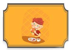 Plan dnia przedszkolaka - obrazki do pobrania - Pani Monia Family Guy, How To Plan, Education, Guys, Fictional Characters, Art, Art Background, Kunst, Gcse Art