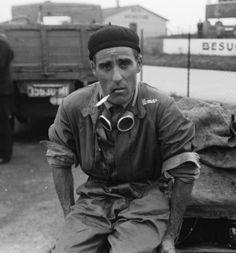 Tazio Nuvolari - legendary Italian pre-war GP Driver - mid 1920s to mid 1930s