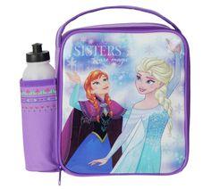 Disney Frozen Lunch Bag and Bottle http://www.parentideal.co.uk/argos---disneys-frozen.html