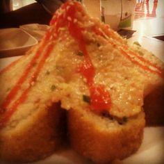 Volcano Sushi @ Hachi-hachi Restaurant, Tunjungan Plaza, Indonesia