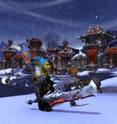 """I just got the """"burning blade"""" toy from a follower mission. It puts this banner on your back and sword #Warcraft!"""