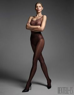 Wolford Automne-hiver 2015-2016 - Lingerie