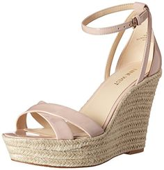 Nine West Women's Joker Synthetic Wedge Sandal, Light NAT... http://www.amazon.com/dp/B017MIJ7X8/ref=cm_sw_r_pi_dp_6lsqxb1T808K2