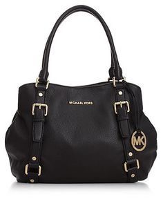 Michael Kors Handbag, Bedford East West Satchel - Macy's. LOVE!