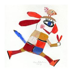 Cut paper collage sketchbook by Nelleke Verhoeff Kids Art Class, Art For Kids, Kid Art, Paper Cutting, Cut Paper, Art Diary, Fun Illustration, Paper Book, Weird Creatures