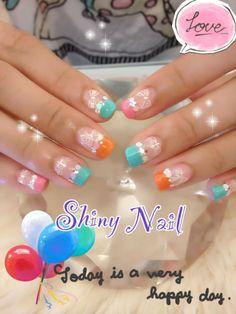 colore uñas  nails