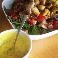 Roast Chicken Salad with Homemade Mayo