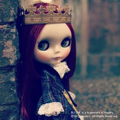 "Neo Blythe ""Royal Sled Good"""